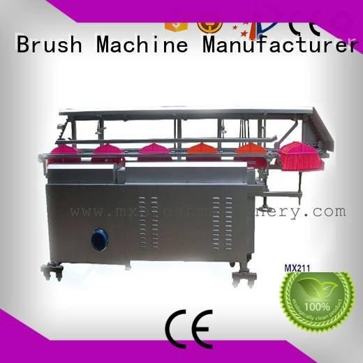 toilet trimming machine MEIXIN Manual Broom Trimming Machine