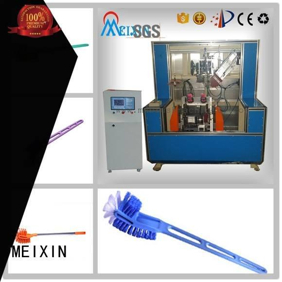 MEIXIN Brand hockey 5 Axis Brush Making Machine broom mx189