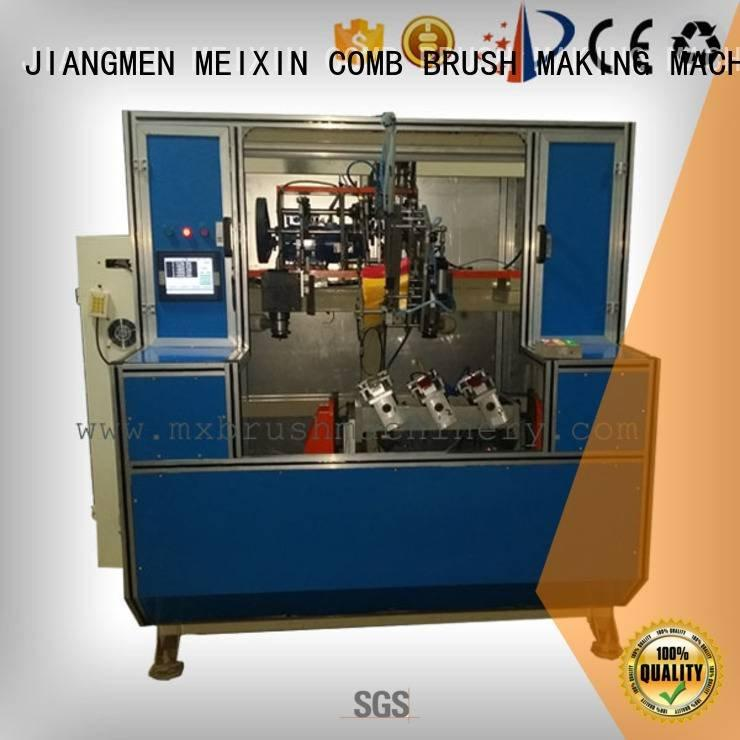 tufting drilling machine heads MEIXIN Brush Drilling And Tufting Machine