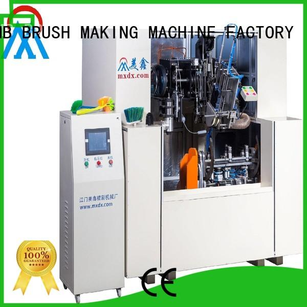 MEIXIN excellent Brush Making Machine customized for toilet brush