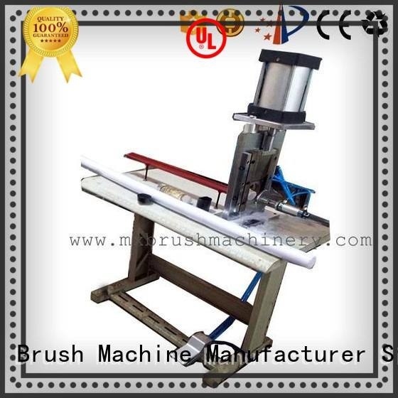 MEIXIN trimming machine directly sale for PP brush