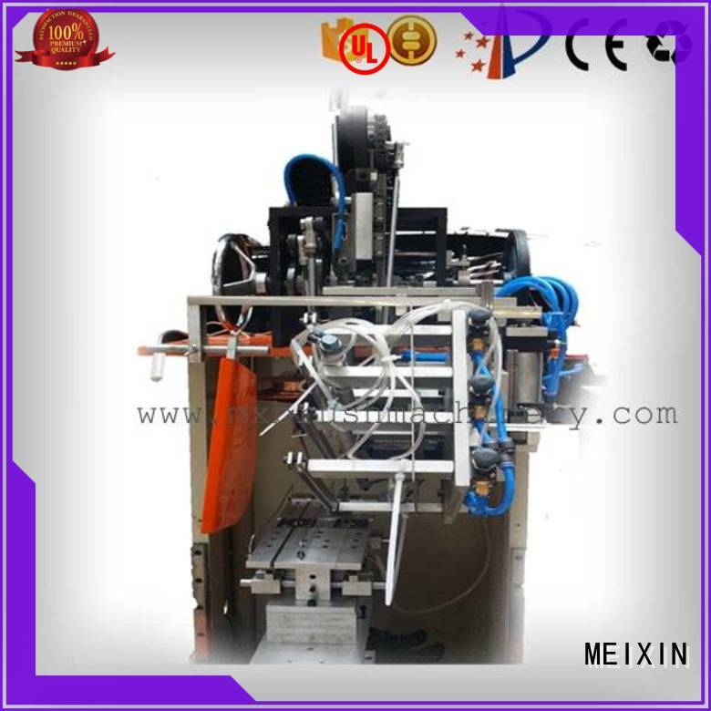 MEIXIN independent motion Brush Making Machine design for industry