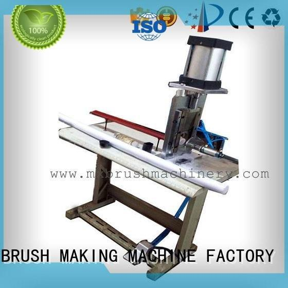 MEIXIN Brand flaggable Manual Broom Trimming Machine