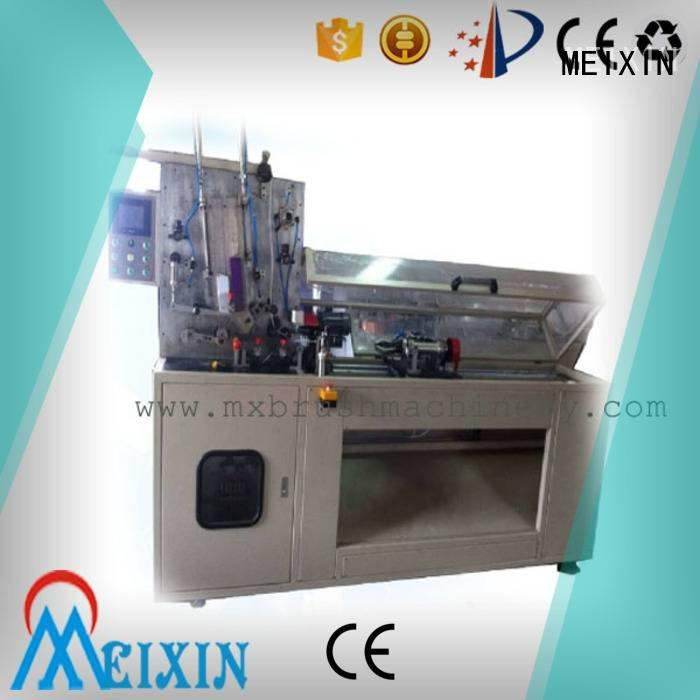Manual Broom Trimming Machine automatic machine trimming machine MEIXIN Warranty