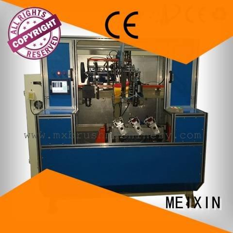 Hot 5 Axis Brush Drilling And Tufting Machine axis tufting machine MEIXIN Brand