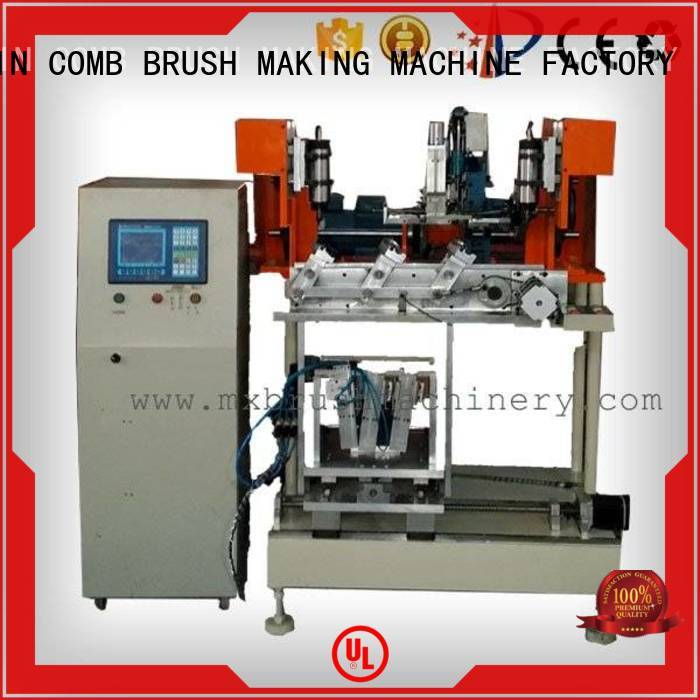 adjustable speed broom manufacturing machine supplier for household brush