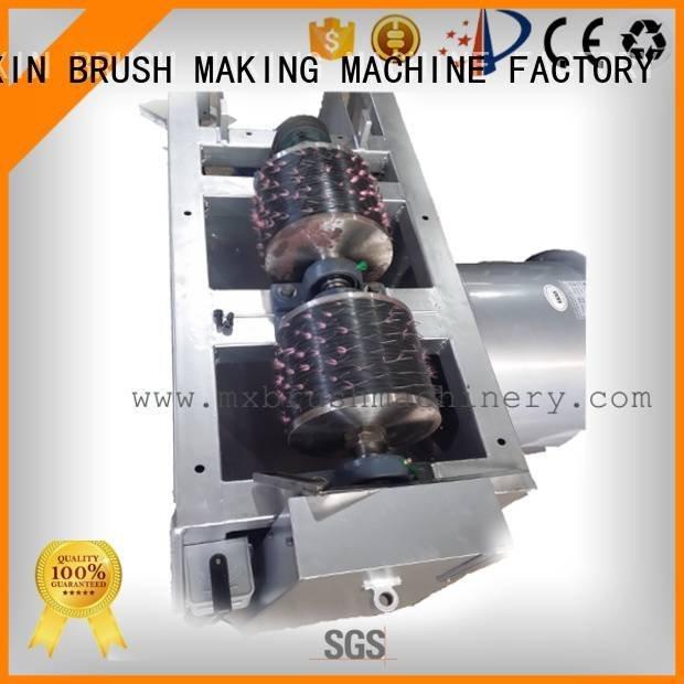 MEIXIN Manual Broom Trimming Machine manual pneunatic automatic