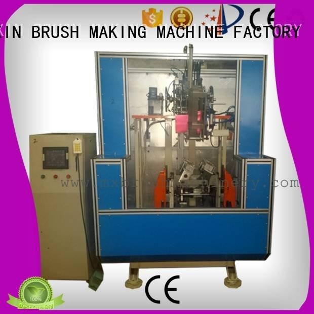 5 Axis Brush Making Machine broom Brush Making Machine MEIXIN Brand