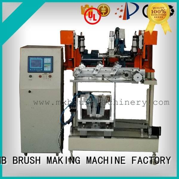 OEM 4 Axis Brush Drilling And Tufting Machine brush drilling tufting Drilling And Tufting Machine