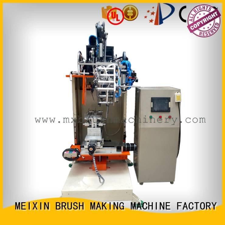double mx165 Brush Making Machine head MEIXIN