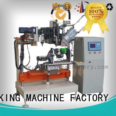 MEIXIN professional Drilling And Tufting Machine supplier for industrial brush