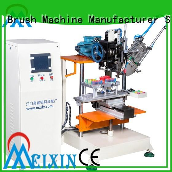 MEIXIN plastic broom making machine factory price for industrial brush