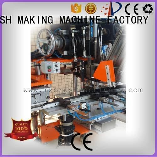 heads Quality cnc brush tufting machine MEIXIN Brand and Drilling And Tufting Machine drilling axis