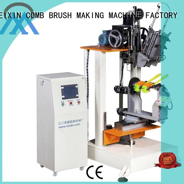hot selling toothbrush best brush MEIXIN Brand Brush Making Machine supplier