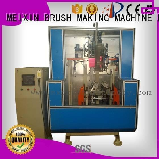 MEIXIN Brand hockey jade mx189 5 Axis Brush Making Machine