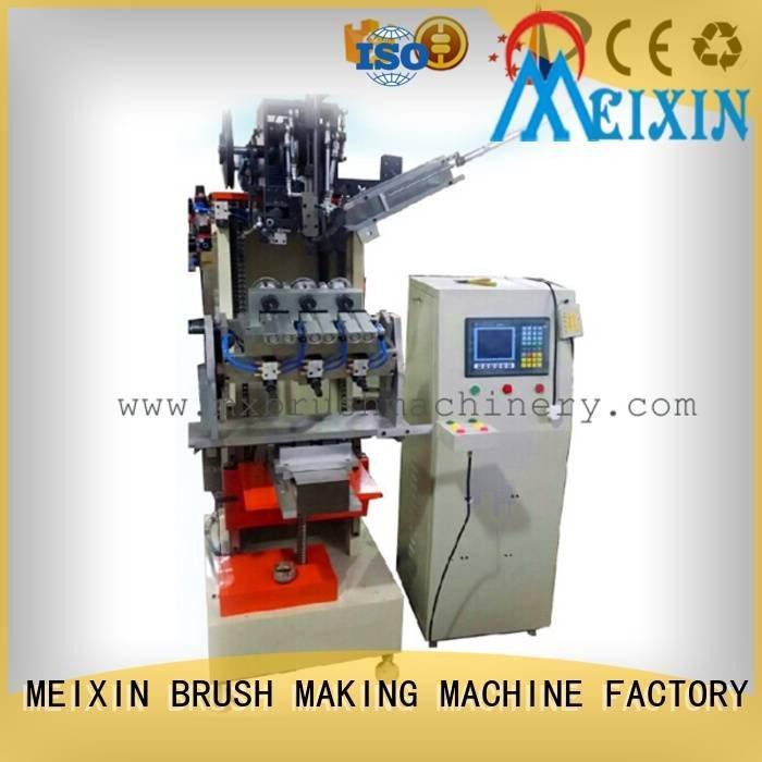 OEM brush making machine for sale toothbrush tufting 1head Brush Making Machine