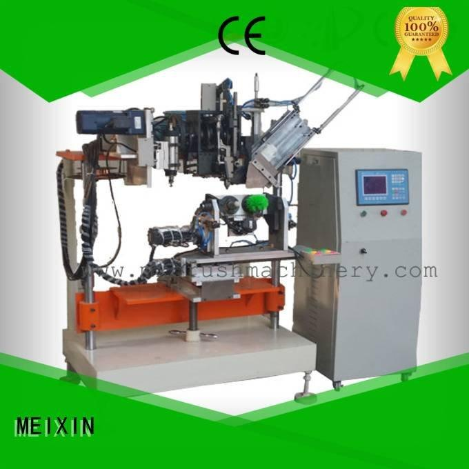 4 Axis Brush Drilling And Tufting Machine tufting machine OEM Drilling And Tufting Machine MEIXIN