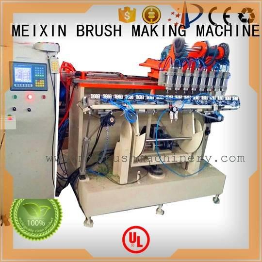 Wholesale drilling head Brush Making Machine MEIXIN Brand