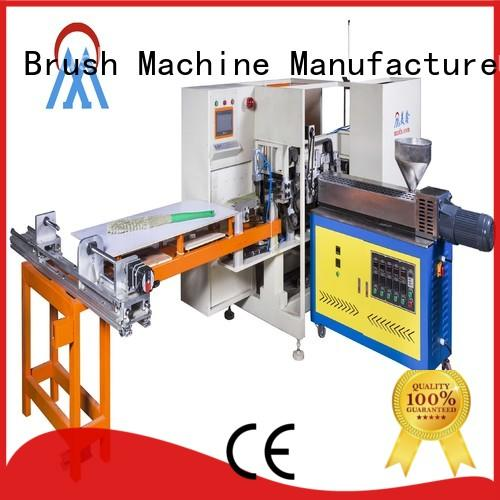 practical Manual Broom Trimming Machine directly sale for PP brush MEIXIN