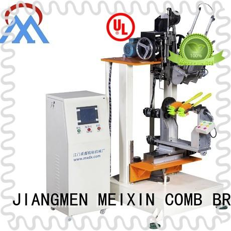 MEIXIN certificated Brush Making Machine factory for industry