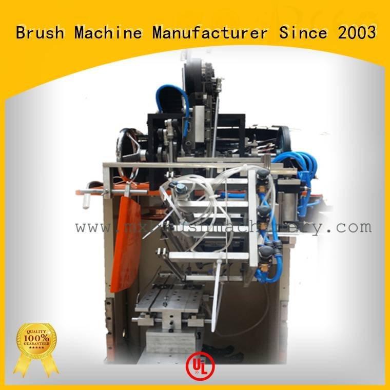 MEIXIN Brush Making Machine brush broom tufting 1head