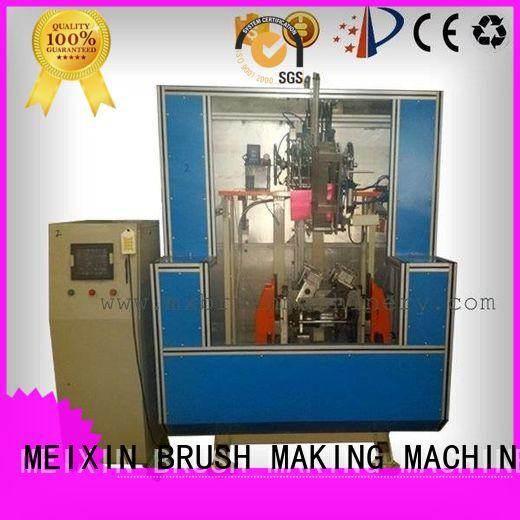 approved Brush Making Machine customized for industry
