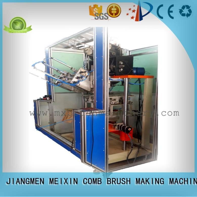 MEIXIN Brush Making Machine machine brushes tufting head