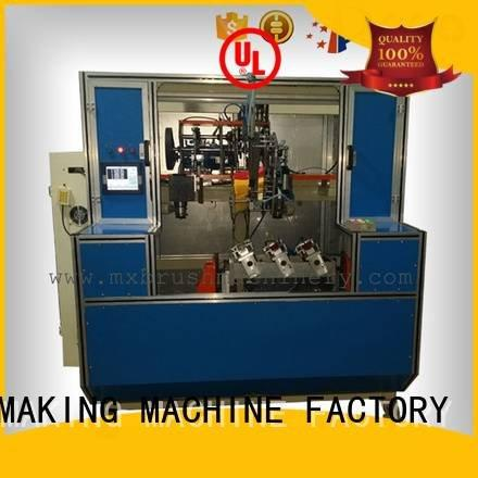 5 Axis Brush Drilling And Tufting Machine axis heads Brush Drilling And Tufting Machine MEIXIN Warranty