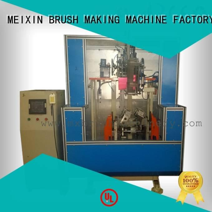 machine tufting 5 Axis Brush Making Machine MEIXIN