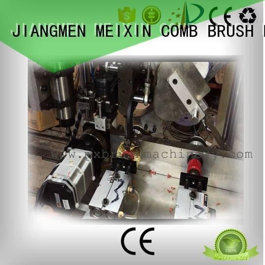 3 Axis Brush Drilling And Tufting Machine brush Brush Drilling And Tufting Machine wire MEIXIN