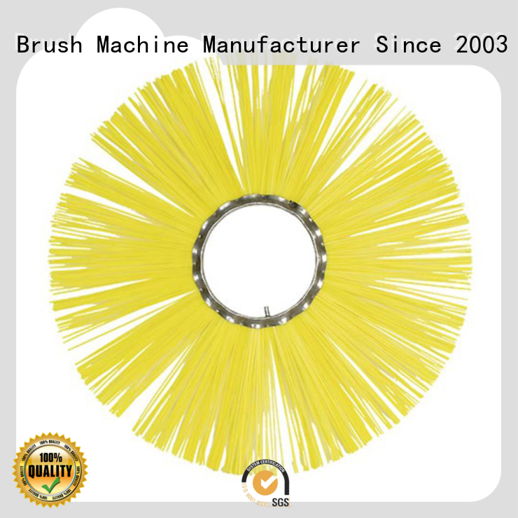 cost-effective nylon wheel brush factory price for cleaning
