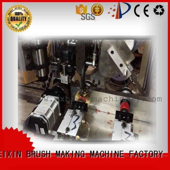 MEIXIN axis Brush Drilling And Tufting Machine machine tufting