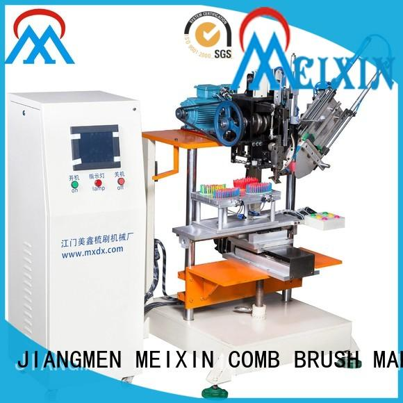 double head Brush Making Machine supplier for household brush