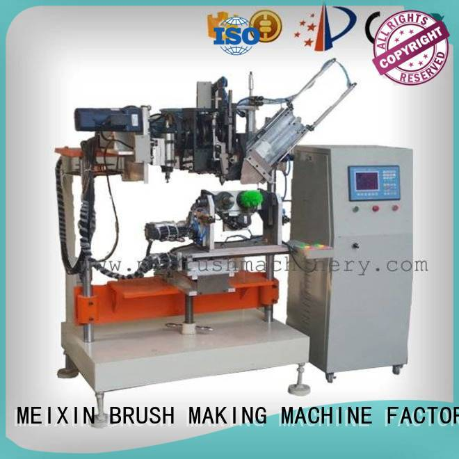 4 Axis Brush Drilling And Tufting Machine popular new MEIXIN Brand Drilling And Tufting Machine