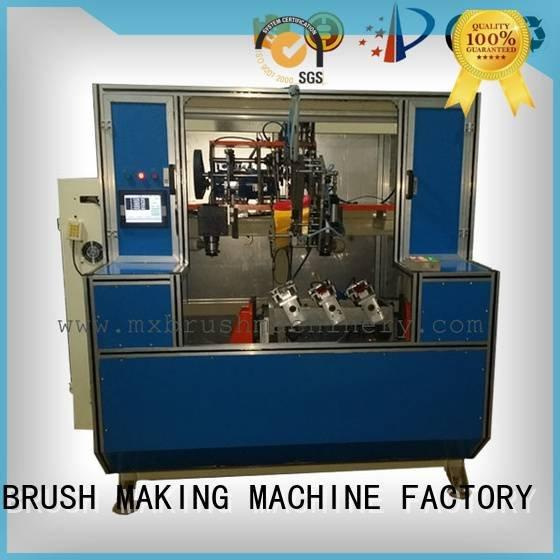 5 Axis Brush Drilling And Tufting Machine ttufting axis Brush Drilling And Tufting Machine