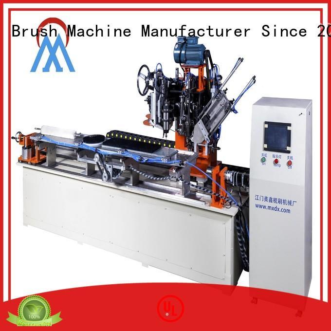 MEIXIN brush making machine design for bristle brush