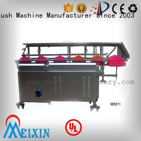 OEM Manual Broom Trimming Machine phool manual twisted trimming machine