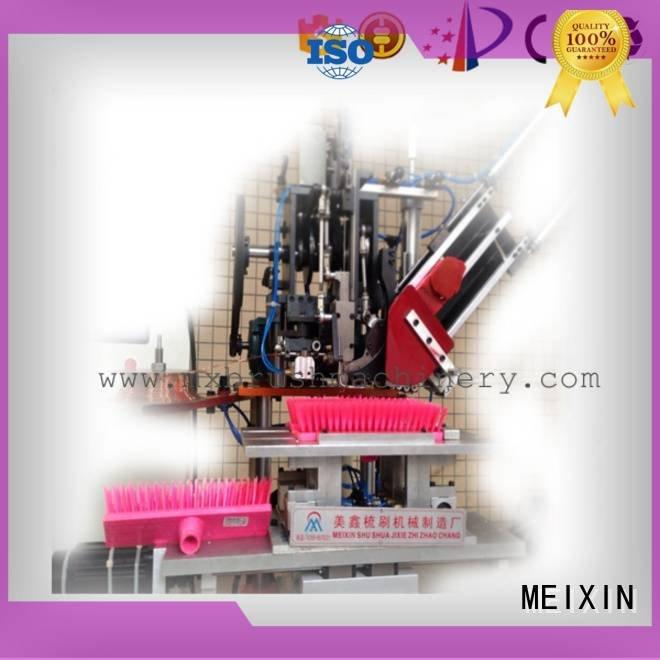 machine axis broom brush making machine price MEIXIN