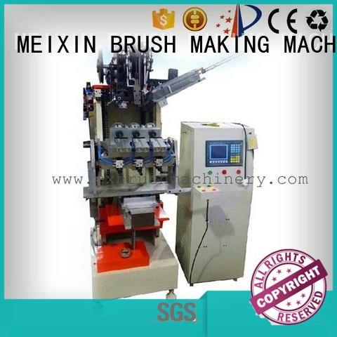 independent motion broom making equipment directly sale for industrial brush