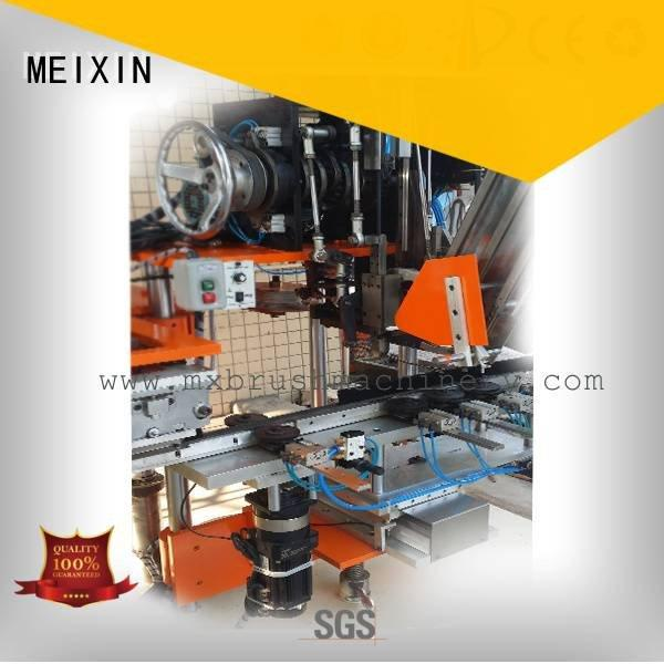 cnc brush tufting machine axis drilling Drilling And Tufting Machine MEIXIN Warranty