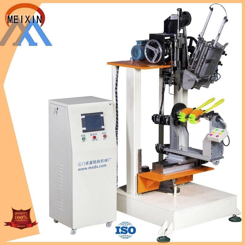 Hot 1head brush making machine for sale toilet MEIXIN Brand