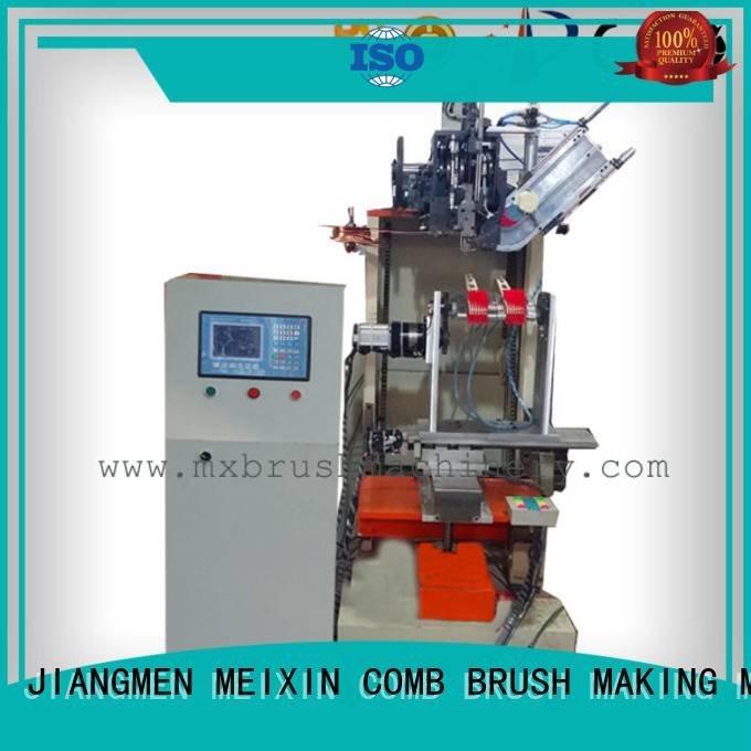 broom 1head brush MEIXIN Brush Making Machine