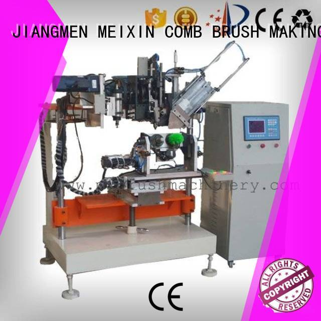 MEIXIN adjustable speed broom manufacturing machine supplier for tooth brush
