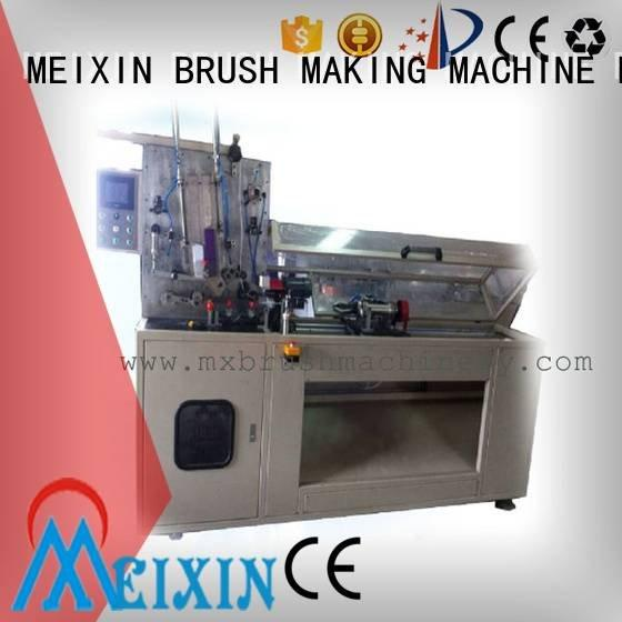 MEIXIN Brand brush Manual Broom Trimming Machine and machine