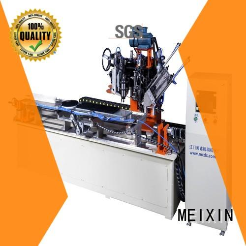 MEIXIN top quality brush making machine with good price for PET brush