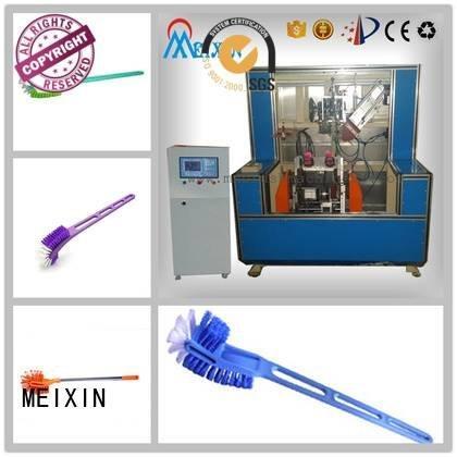 Custom Brush Making Machine mx186 hockey brush MEIXIN
