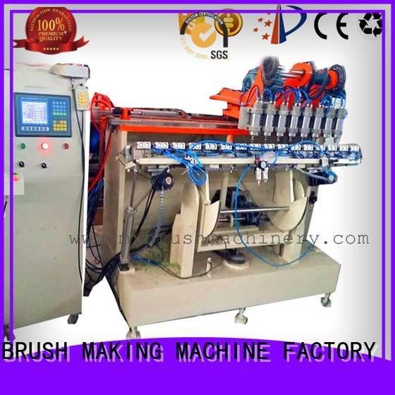5 Axis Brush Making Machine making drilling OEM Brush Making Machine MEIXIN