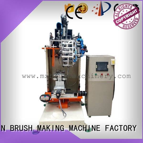 head brush mx165 MEIXIN Brand brush making machine price factory