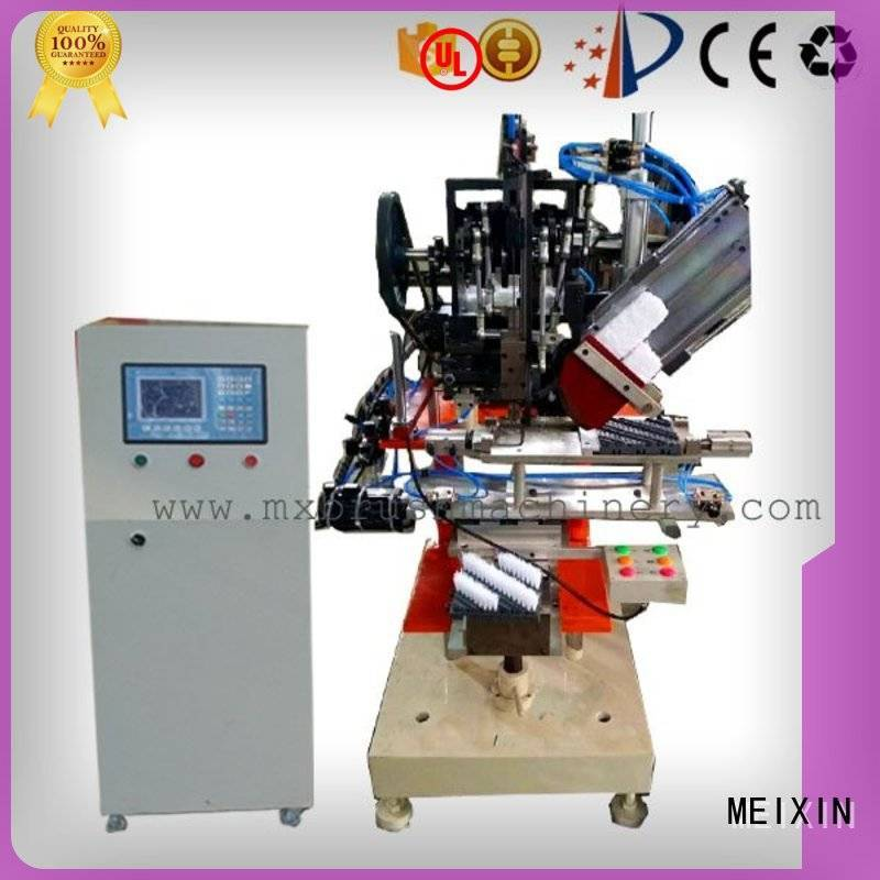 brush making machine price brush sale tufting MEIXIN Brand Brush Making Machine
