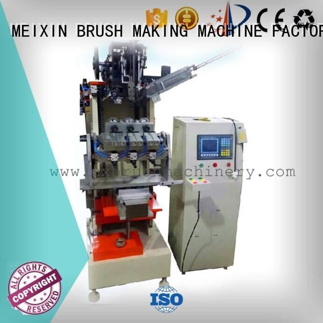 MEIXIN Brand axis machine toilet Brush Making Machine
